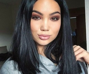 hairstyles, styles, and makeup image