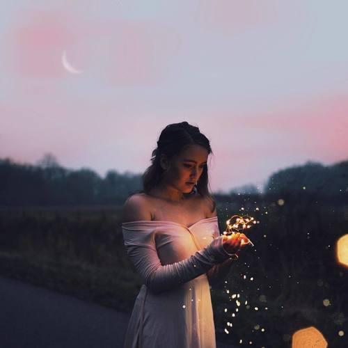 magic and princess image