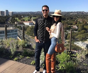 couple, love, and lilly ghalichi image