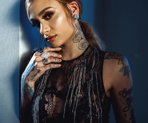 aesthetic, Tattoos, and fashion image