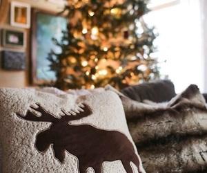 christmas, coffee, and comfy image