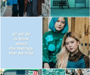 aesthetic, fashion, and turquoise image