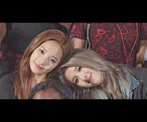 couple, kpop, and jiwoo image