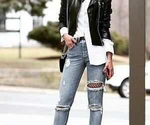 boots, belt, and coat image