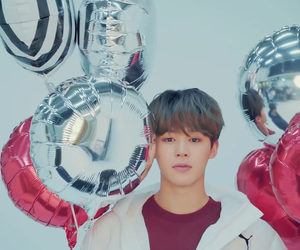 balloons, boy, and jin image