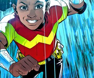 comics, dc comics, and wonder girl image