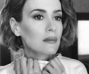 actress, pretty, and sarah paulson image