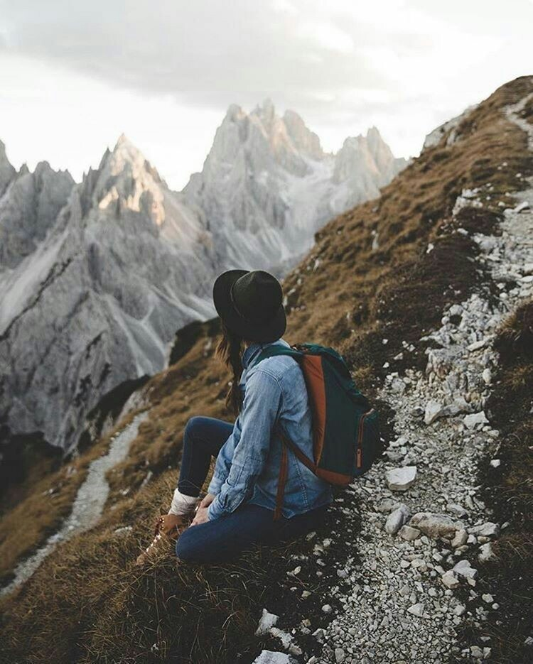 travel, nature, and girl image