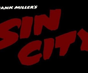 Action, frank miller, and sin city image