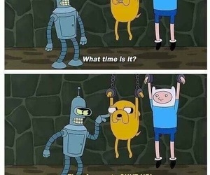 adventure time, funny, and lol image