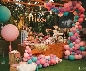 baloes, baloon, and festa image
