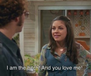 that 70s show, 70s, and love image
