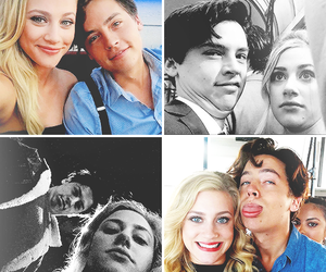 cuteg, cole sprouse, and riverdale image