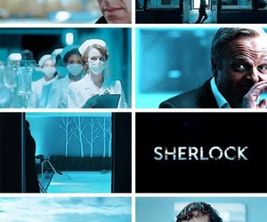 aesthetic, bbc, and blue image