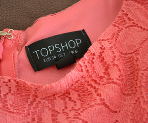 topshop, clothes, and lace image