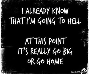 quotes and hell image