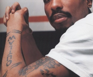 2pac, tupac, and legend image