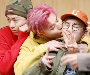 blockbuster, zico, and taeil image