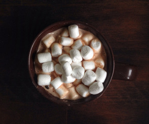 food, winter, and sweet image