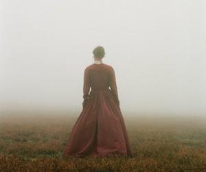 fog and KAYA SCODELARIO image