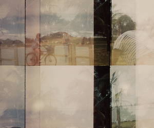 35mm, double exposure, and lomo image