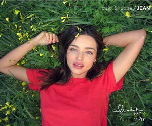 miranda kerr and model image