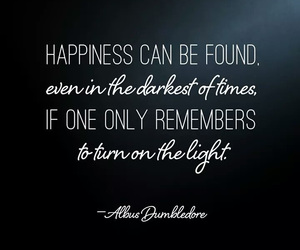 albus dumbledore, harry potter, and words image