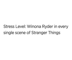 stress and stranger things image