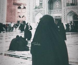 holy, imam reza, and 💛 image