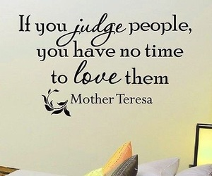 love and mother teresa image