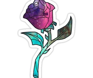 rose and sticker image