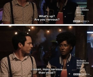 season 2, dirk gently, and todd brotzman image