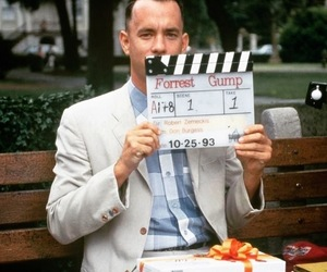 forrest gump, tom hanks, and movie image