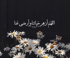arabic, duaa, and دُعَاءْ image