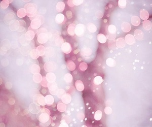 pink, christmas, and december image