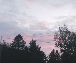 aesthetic, nature, and pastel image