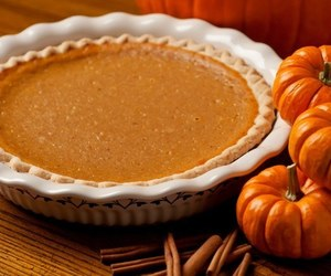 autumn, fall colors, and Pumpkin Pie image