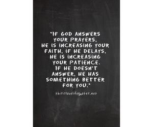 god, motivation, and words image