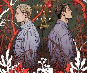 true detective, martin hart, and rustin cohle image