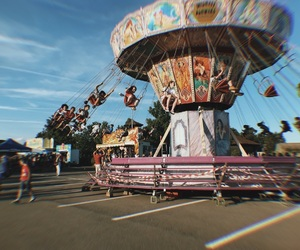 3d, background, and carousel image