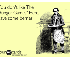 berries, hunger games, and the hunger games image