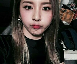 girl, korean, and jeon jiwoo image