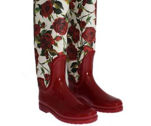 boots and Dolce & Gabbana image