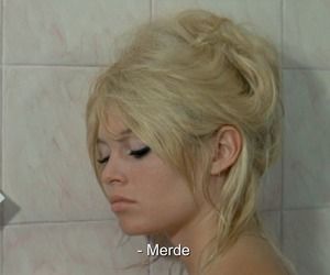 brigitte bardot, movie, and quotes image