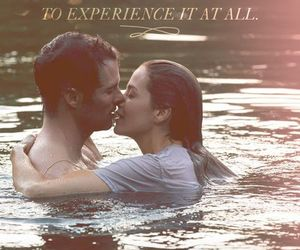 quotes, movie, and nicholas sparks image
