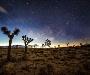 beautiful, desert, and space image
