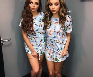 jade thirlwall, little mix, and jesy nelson image
