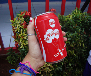 drink, photography, and coca cola image