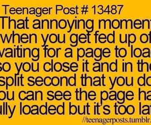 annoying