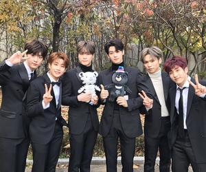 black, kpop, and astro image